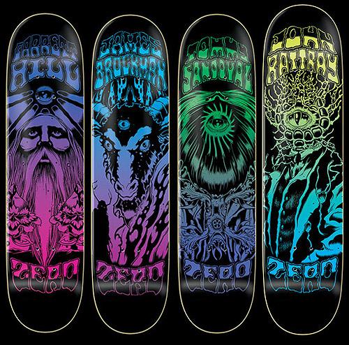 Zero Skateboards Alan Forbes Series Webringjustice