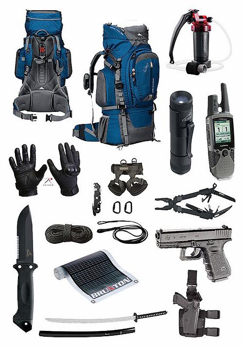 Survival kit 2012 silverado