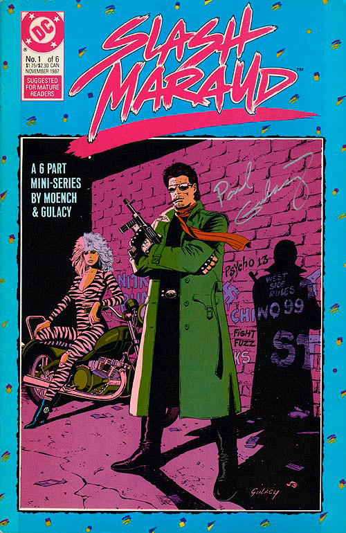 gulacy.slash.maraud.1987