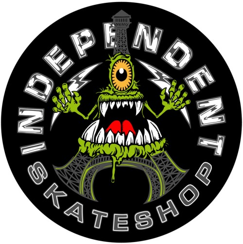 INDEPENDENT-SKATESHOP.MONSTER