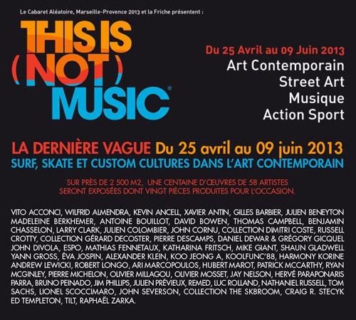 THISISNOTMUSIC.FLYER