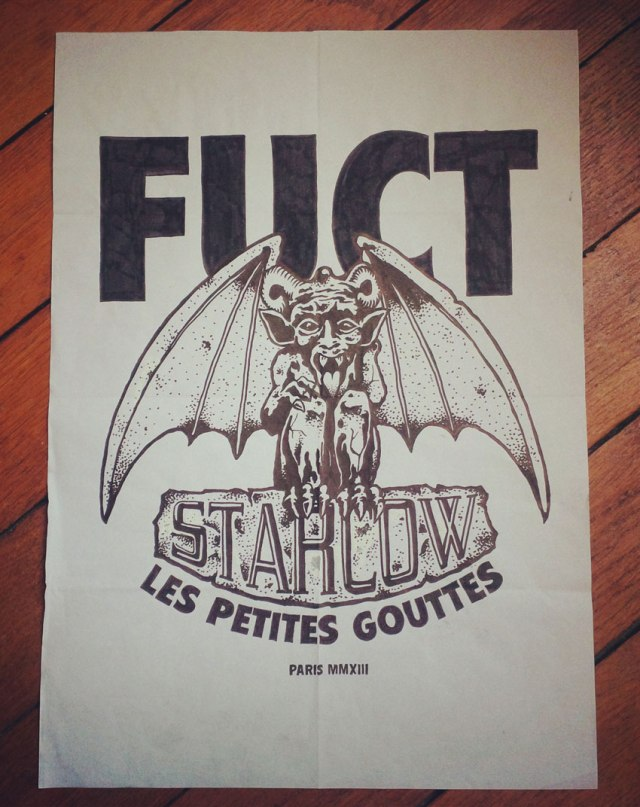 FUCT.GARGOYLE.PARIS