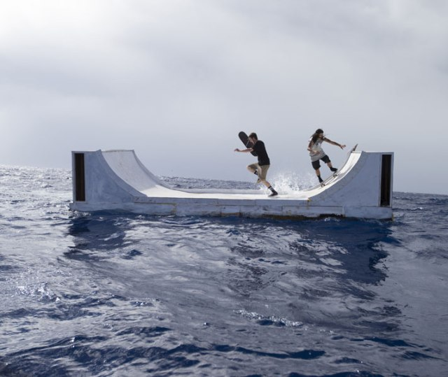 volcom.floating.ramp