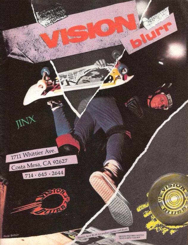 visionblurrad